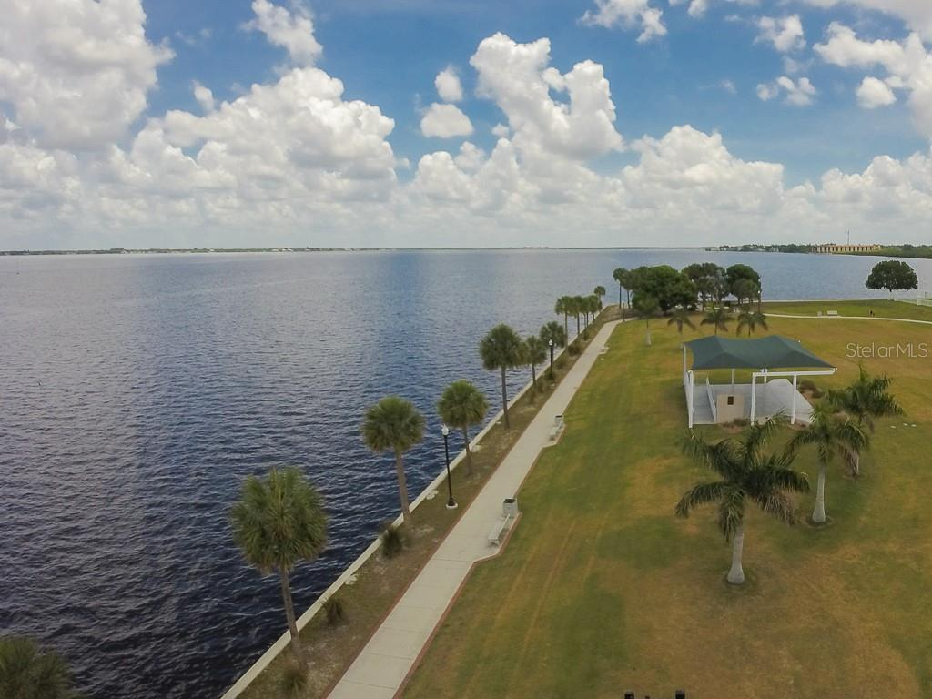 Part of the path surrounding Charlotte Harbor - Vacant Land for sale at 24166 Henry Morgan Blvd, Punta Gorda, FL 33955 - MLS Number is C7417999