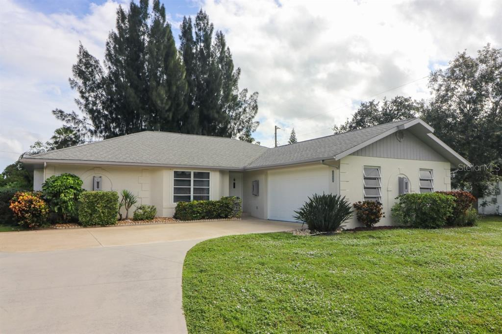 Exterior Paint Job - Single Family Home for sale at 1436 Fringe St, Port Charlotte, FL 33952 - MLS Number is C7435497