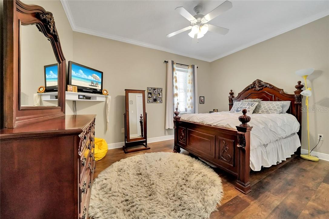 3rd Guest bedroom - Single Family Home for sale at 10230 Sw County Road 769, Arcadia, FL 34269 - MLS Number is C7437596