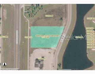 Lot 3, Sycamore St, North Port, FL 34289