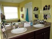 Master bath with double vanity - Single Family Home for sale at 24041 Canal St, Port Charlotte, FL 33980 - MLS Number is C7400879