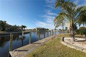 Great dockage with plenty of space. - Single Family Home for sale at 2291 Bayview Rd, Punta Gorda, FL 33950 - MLS Number is C7409445