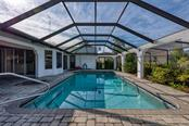 Spacious pool for laps or just basking in the sun - Single Family Home for sale at 5001 Captiva Ct, Punta Gorda, FL 33950 - MLS Number is C7422558