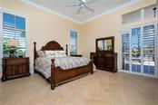 MASTER BEDROOM WITH SLIDERS TO LANAI - Single Family Home for sale at 3537 Caya Largo Ct, Punta Gorda, FL 33950 - MLS Number is C7431664