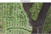 1.1 miles to Harbour Heights park and public boat ramp - Vacant Land for sale at 2297 Marcella Ter, Punta Gorda, FL 33983 - MLS Number is C7438527