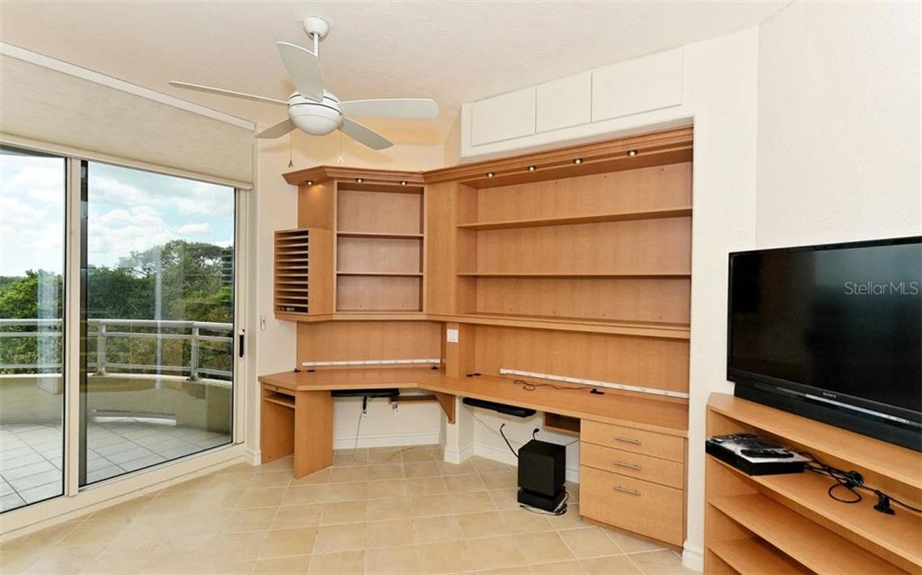3rd bedroom/Den - Condo for sale at 500 S Palm Ave #41, Sarasota, FL 34236 - MLS Number is A4144835