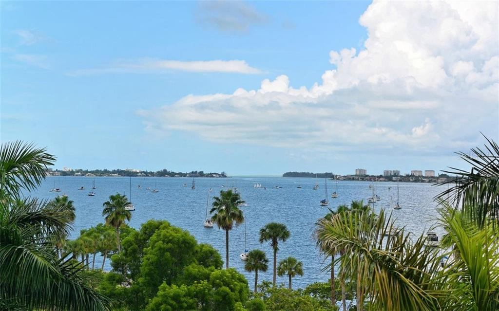 Views of Sarasota Bay and Siesta/Lido Keys - Condo for sale at 500 S Palm Ave #41, Sarasota, FL 34236 - MLS Number is A4144835