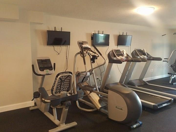 Fitness Room - Condo for sale at 101 S Gulfstream Ave #11a, Sarasota, FL 34236 - MLS Number is A4168207
