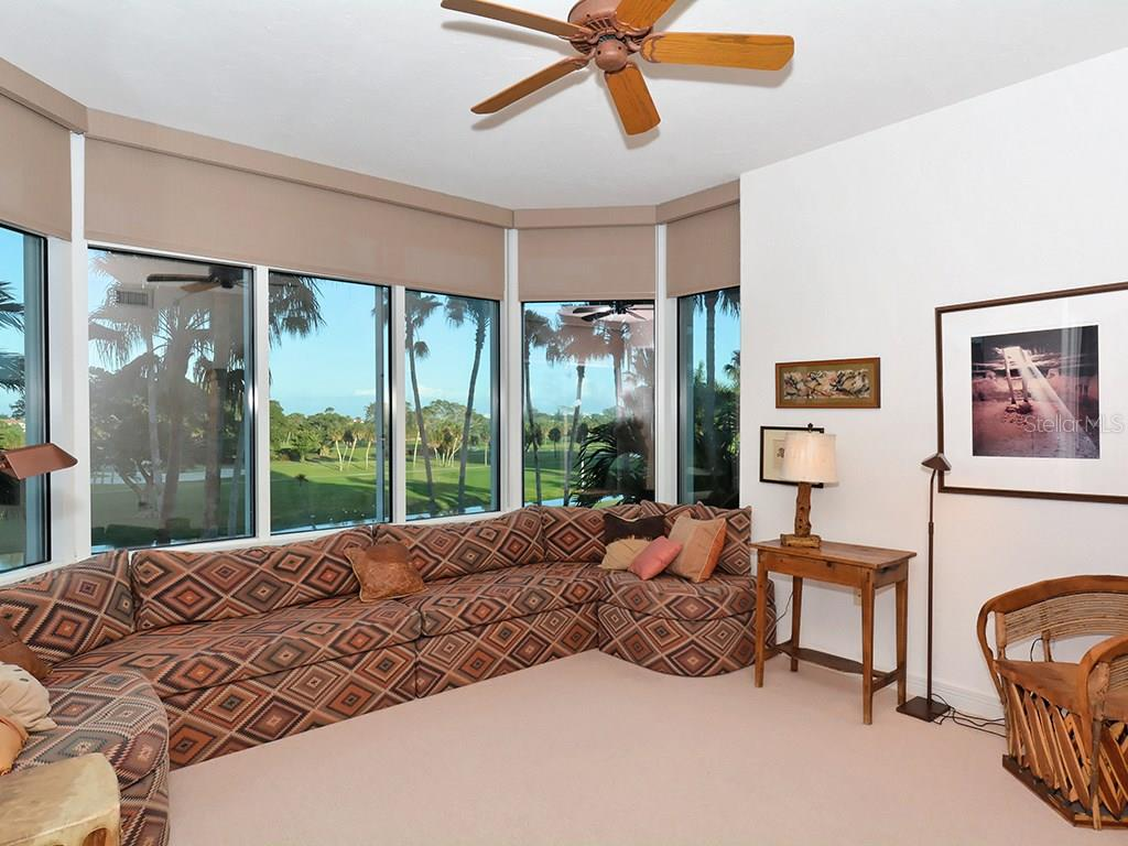 3rd Bedroom - Single Family Home for sale at 655 Longboat Club Rd #13a, Longboat Key, FL 34228 - MLS Number is A4171637