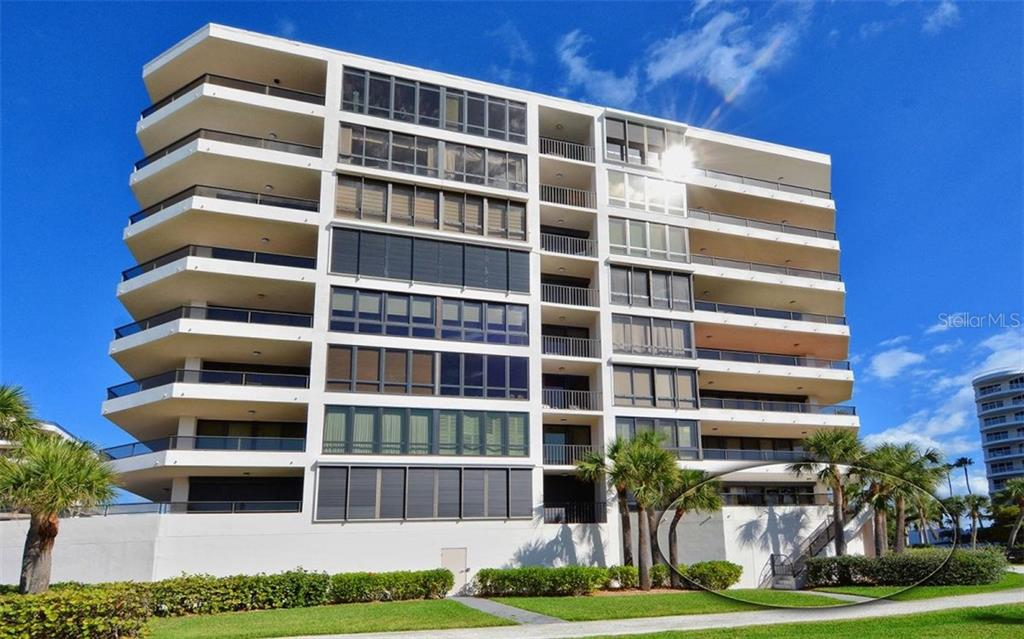 Exterior Back - Condo for sale at 535 Sanctuary Dr #c108, Longboat Key, FL 34228 - MLS Number is A4172623
