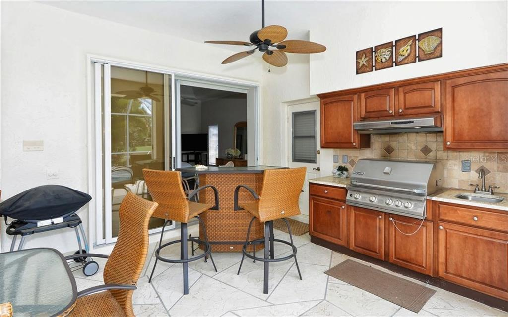 Summer Kitchen - Single Family Home for sale at 605 Khyber Ln, Venice, FL 34293 - MLS Number is A4182492
