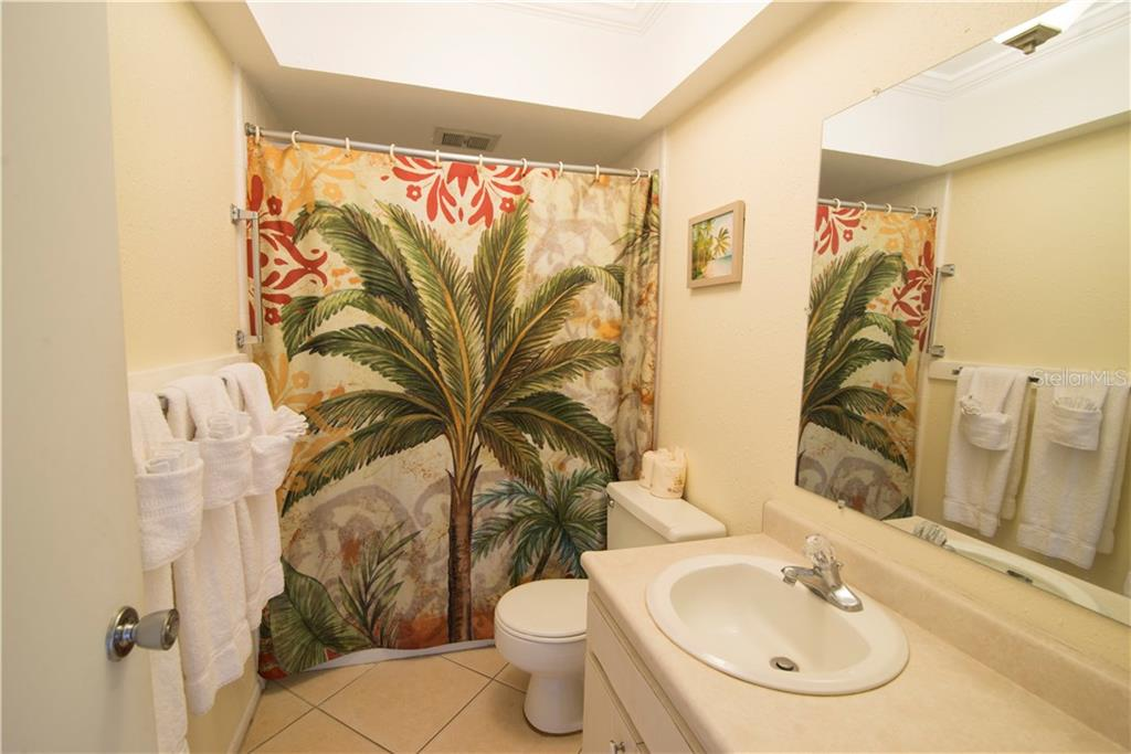 Bath room - Condo for sale at 100 73rd St #204a, Holmes Beach, FL 34217 - MLS Number is A4185340