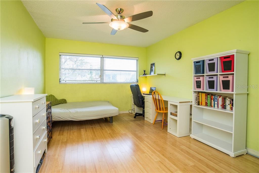 Bedroom 2 of 3 - Single Family Home for sale at 3448 Pine Valley Dr, Sarasota, FL 34239 - MLS Number is A4188545