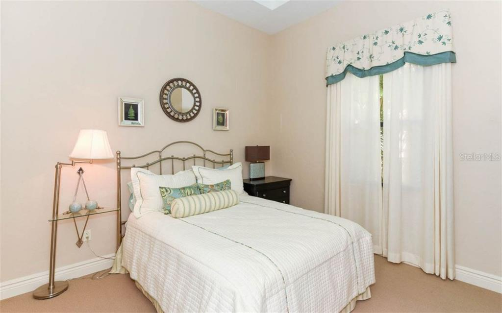 2nd bedroom - Single Family Home for sale at 5605 Title Row Dr, Bradenton, FL 34210 - MLS Number is A4194268