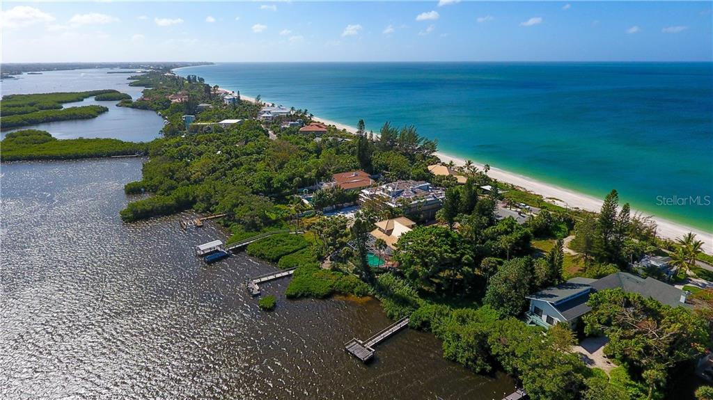 Gorgeous Gulf to Bay Lot - Vacant Land for sale at 3220 Casey Key Rd, Nokomis, FL 34275 - MLS Number is A4197366
