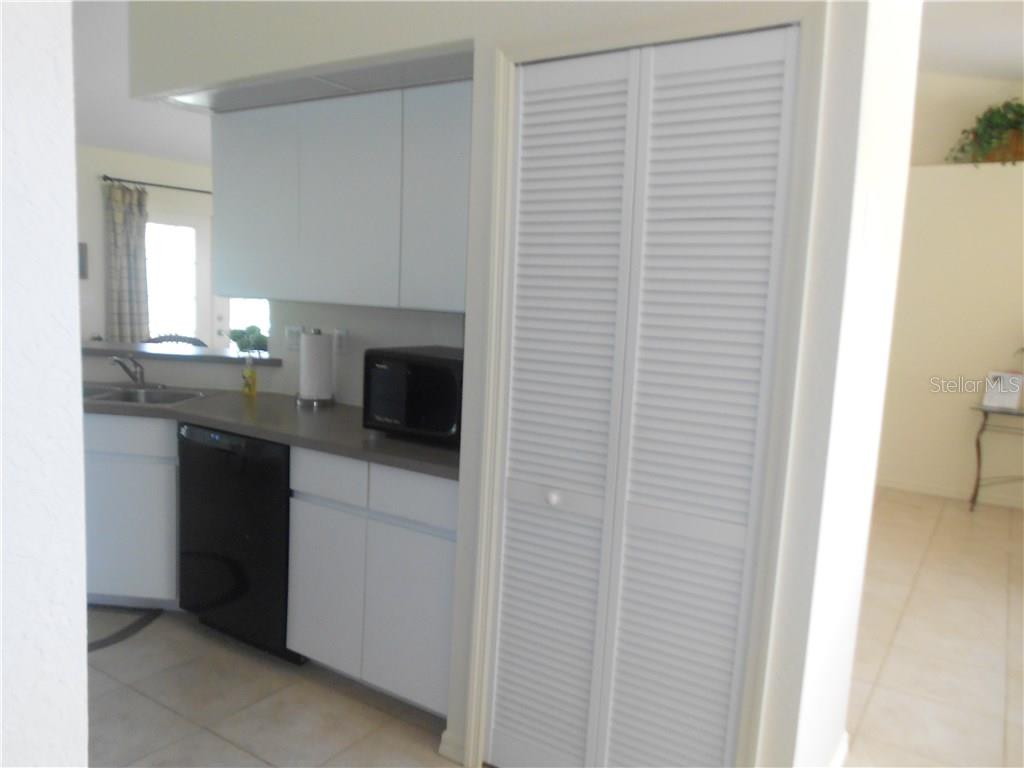 Kitchen Pantry - Single Family Home for sale at 6320 Hera St, Englewood, FL 34224 - MLS Number is A4200968