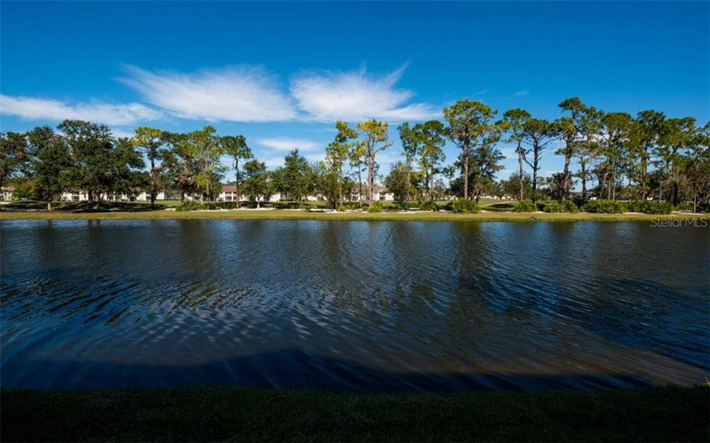 Fabulous Water Views! - Condo for sale at 5280 Hyland Hills Ave #1814, Sarasota, FL 34241 - MLS Number is A4202373
