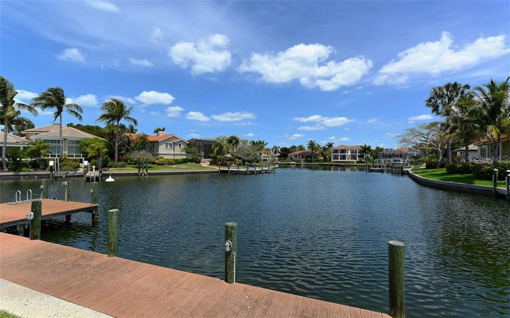 Large dock with power and light - Single Family Home for sale at 1630 Harbor Sound Dr, Longboat Key, FL 34228 - MLS Number is A4204745
