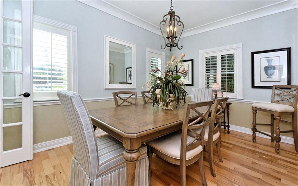 Dining room - Single Family Home for sale at 141 Ogden St, Sarasota, FL 34242 - MLS Number is A4208039