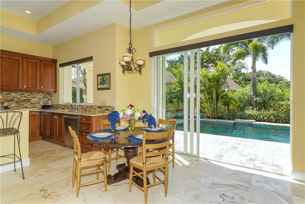 Bring the party outside! - Single Family Home for sale at 1179 Morningside Pl, Sarasota, FL 34236 - MLS Number is A4209174
