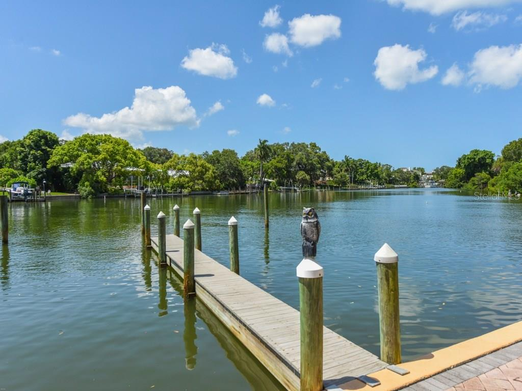 Private deeded dockage. - Condo for sale at 888 S Orange Ave #ph-C, Sarasota, FL 34236 - MLS Number is A4209372