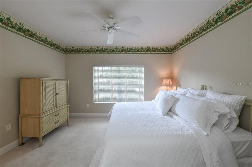Bedroom #3 on the 2nd level also has its own full ensuite Bath.  A wonderful private space for family or guests. - Single Family Home for sale at 5585 Siesta Estates Ct, Sarasota, FL 34242 - MLS Number is A4211109