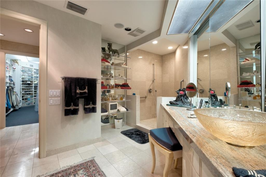 Her bath suite - Condo for sale at 340 S Palm Ave #412, Sarasota, FL 34236 - MLS Number is A4403968