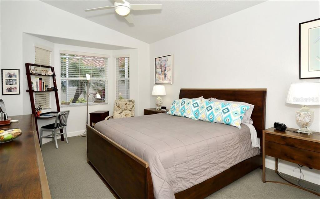 Master Bedroom - Single Family Home for sale at 6507 42nd St E, Sarasota, FL 34243 - MLS Number is A4404611