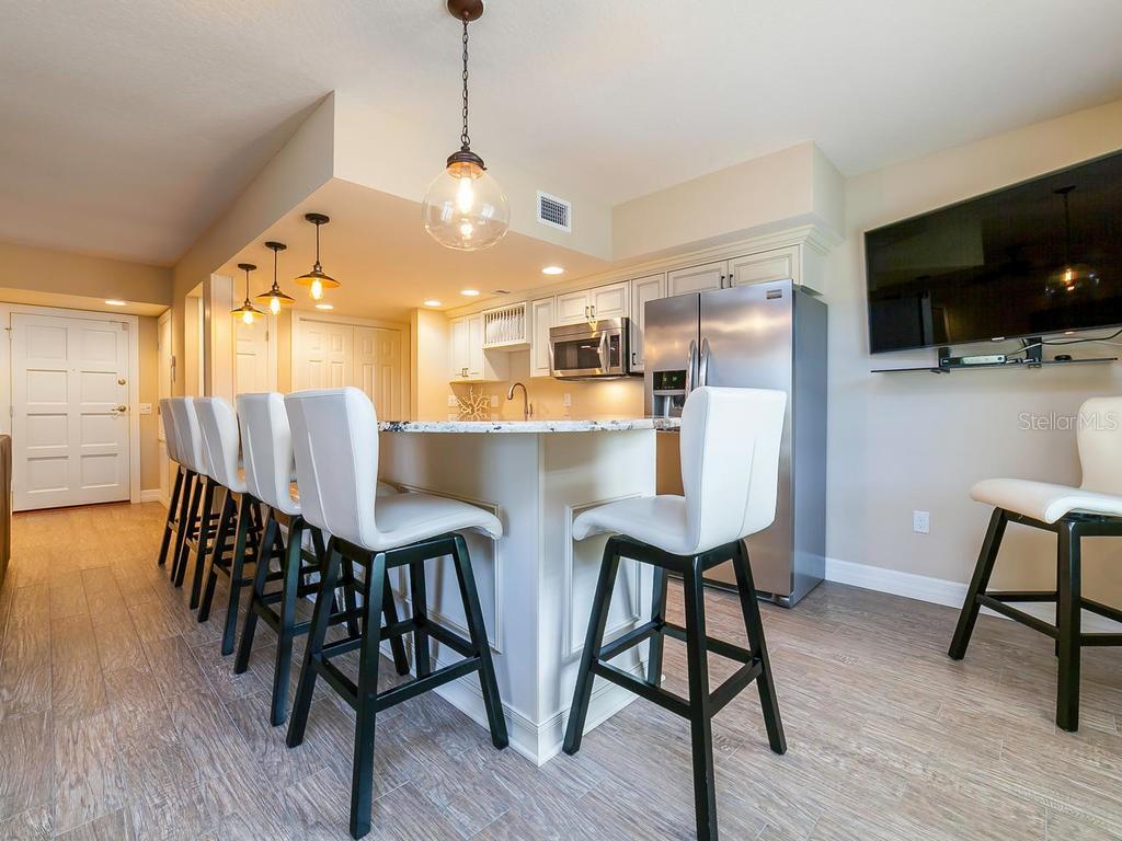 New, Remodeled, Open Kitchen - Condo for sale at 4215 Gulf Of Mexico Dr #103, Longboat Key, FL 34228 - MLS Number is A4404956