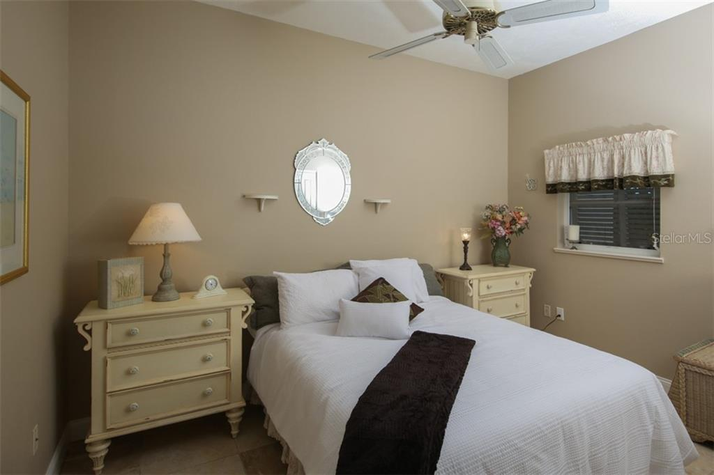 2nd Bedroom - Single Family Home for sale at 1778 Bayshore Dr, Englewood, FL 34223 - MLS Number is A4405962
