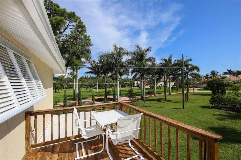2nd Floor Deck with bay views - Single Family Home for sale at 1778 Bayshore Dr, Englewood, FL 34223 - MLS Number is A4405962