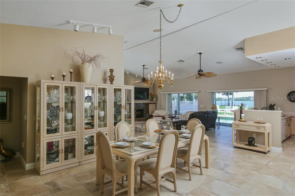 Open Floor Plan, ideal for social gatherings - Single Family Home for sale at 1778 Bayshore Dr, Englewood, FL 34223 - MLS Number is A4405962