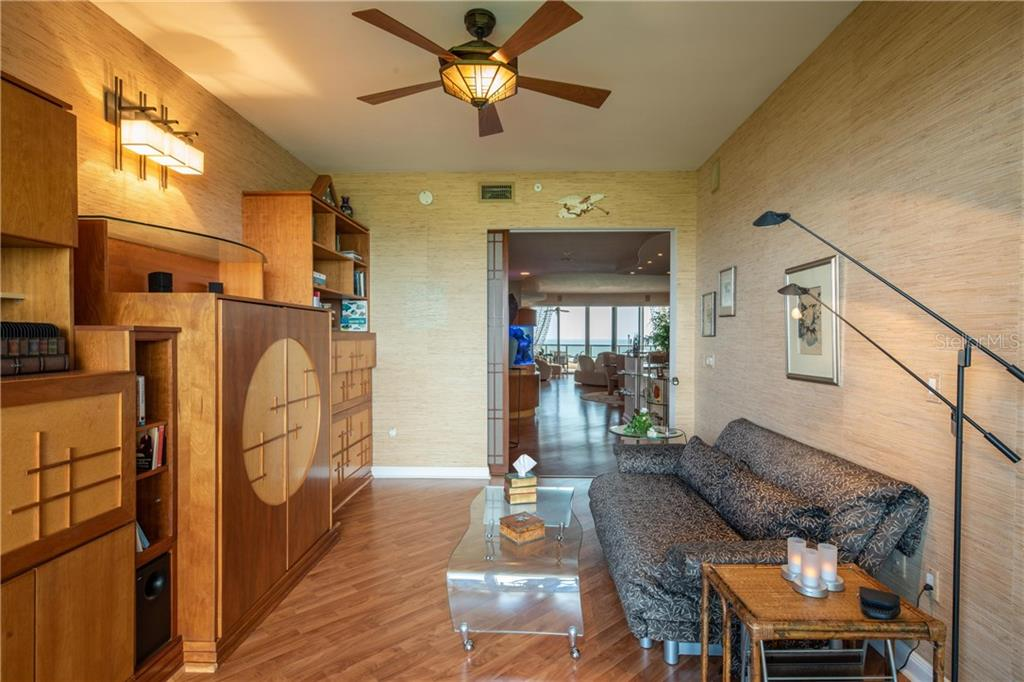 Den/Study - Condo for sale at 435 L Ambiance Dr #k806, Longboat Key, FL 34228 - MLS Number is A4406683