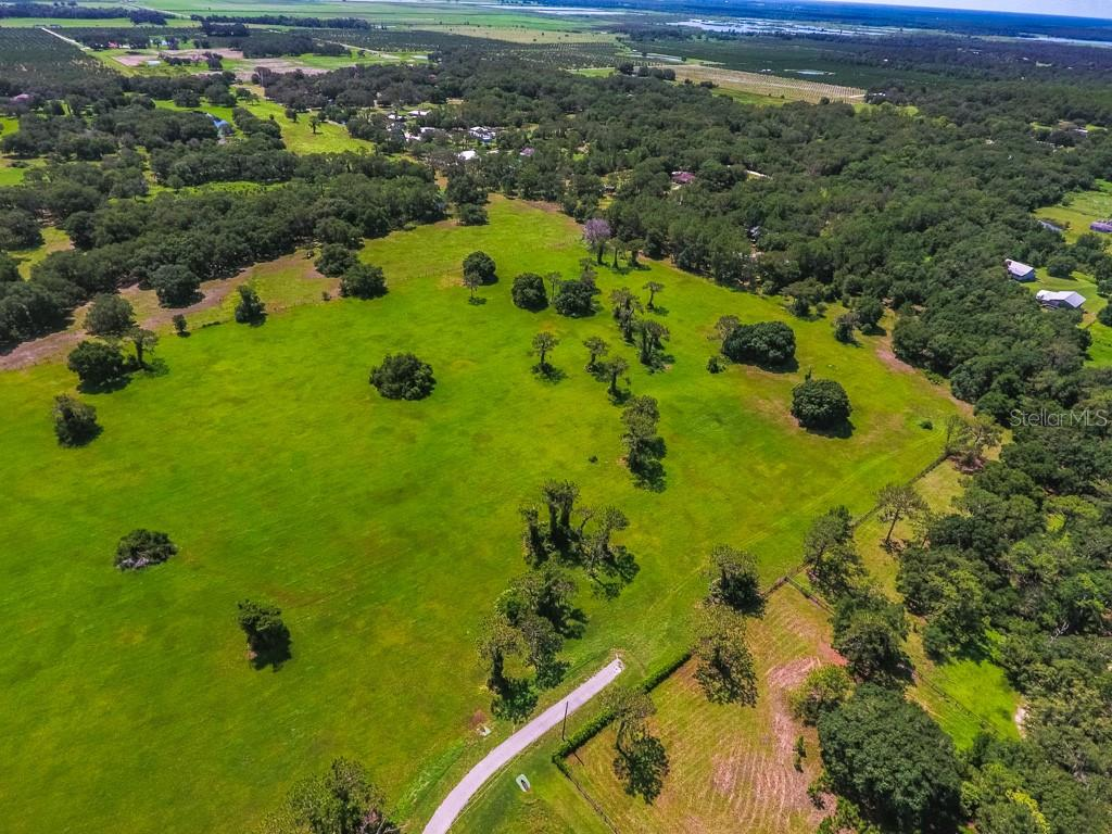 Lot 5 is almost a perfect square 10 acres - high and dry with mature trees ! - Vacant Land for sale at Address Withheld, Sarasota, FL 34240 - MLS Number is A4408726