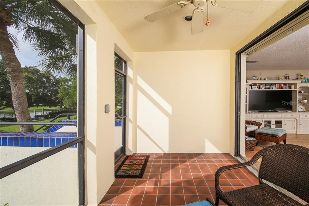 Porch - Condo for sale at 1910 Harbourside Dr #503, Longboat Key, FL 34228 - MLS Number is A4409634