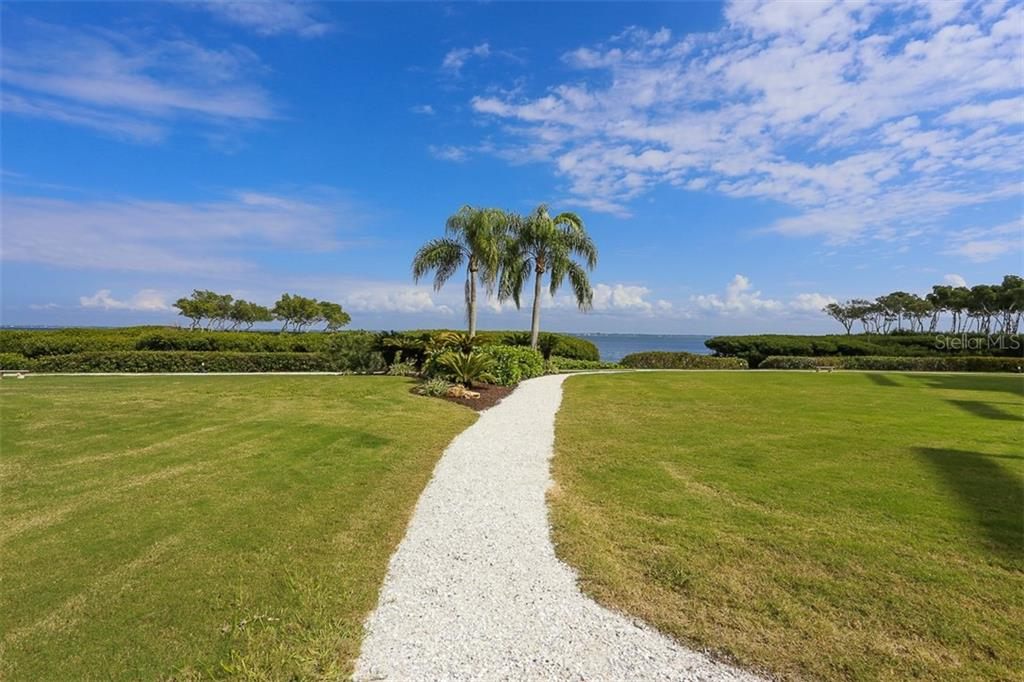 Walking Paths - Condo for sale at 1910 Harbourside Dr #503, Longboat Key, FL 34228 - MLS Number is A4409634