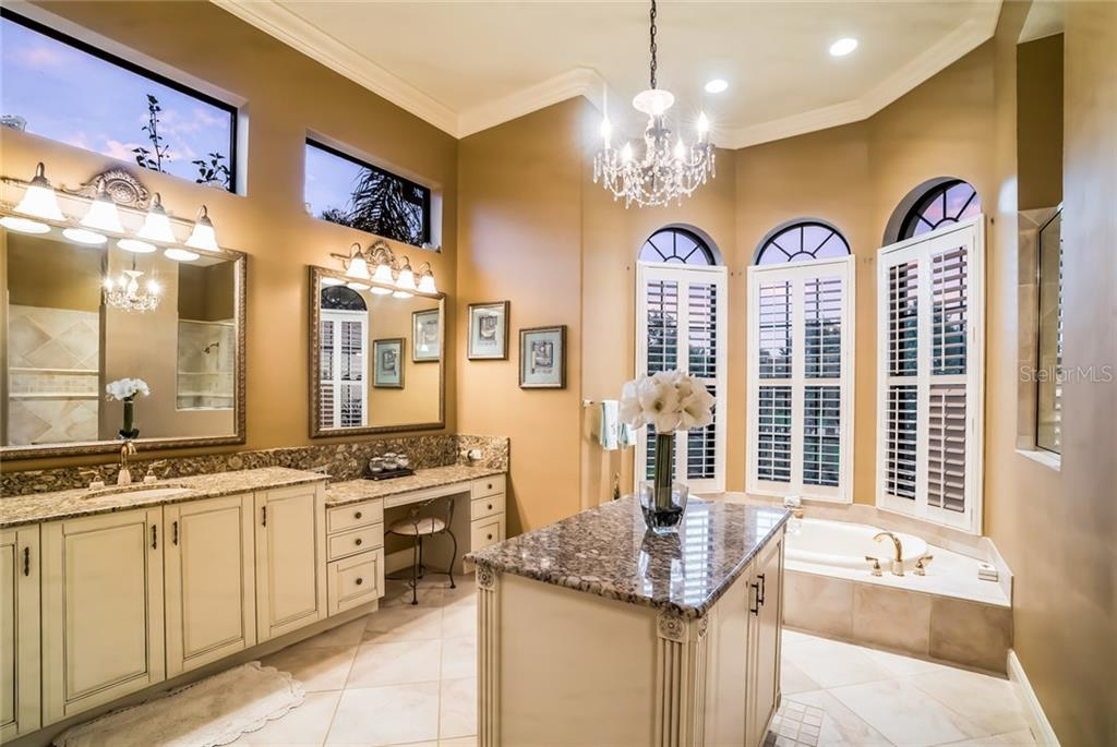 Master Bathroom - Single Family Home for sale at 7570 Preservation Dr, Sarasota, FL 34241 - MLS Number is A4409986