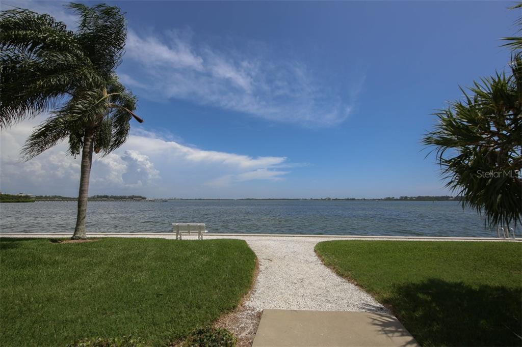 Enjoy the views from the second floor deck and game room, of the clubhouse - Condo for sale at 11000 Placida Rd #2304, Placida, FL 33946 - MLS Number is A4413206