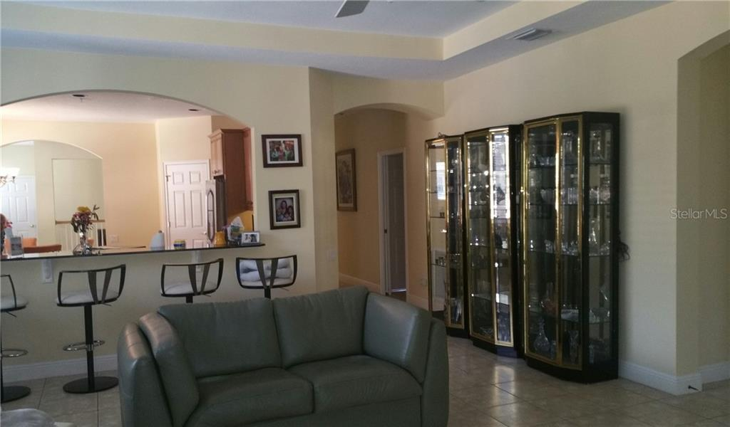 Great Room - Condo for sale at 6516 Moorings Point Cir #202, Lakewood Ranch, FL 34202 - MLS Number is A4413295