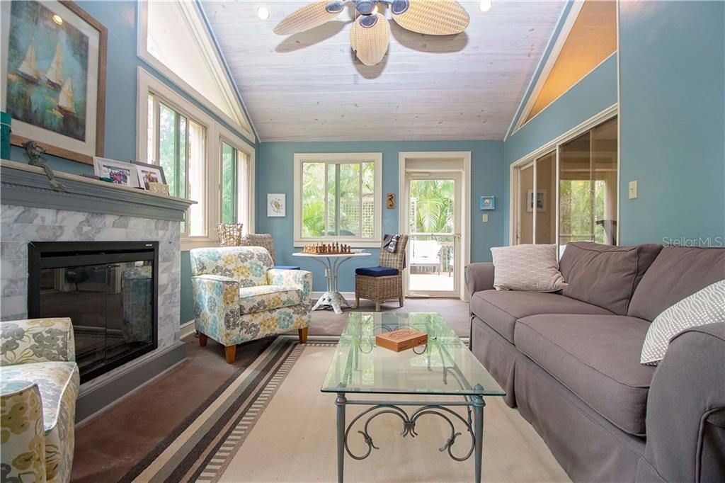 Beautiful Family Room Upstairs - Single Family Home for sale at 1205 Sea Plume Way, Sarasota, FL 34242 - MLS Number is A4414083