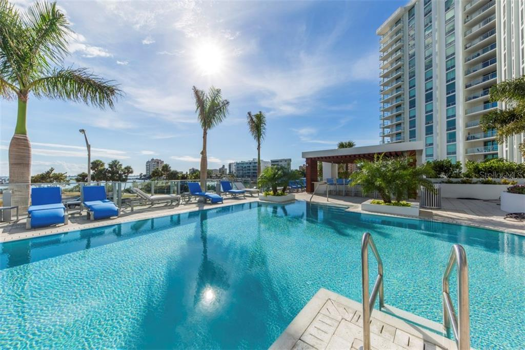 Condo for sale at 1155 N Gulfstream Ave #408, Sarasota, FL 34236 - MLS Number is A4414221