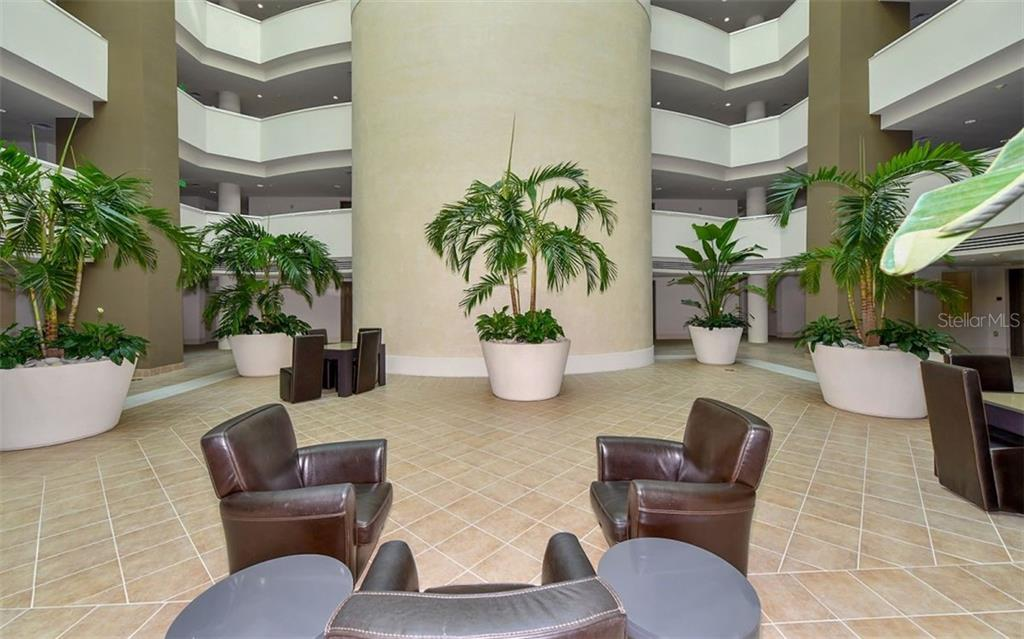 Mezzanine & Solarium - Condo for sale at 1771 Ringling Blvd #1011, Sarasota, FL 34236 - MLS Number is A4414630