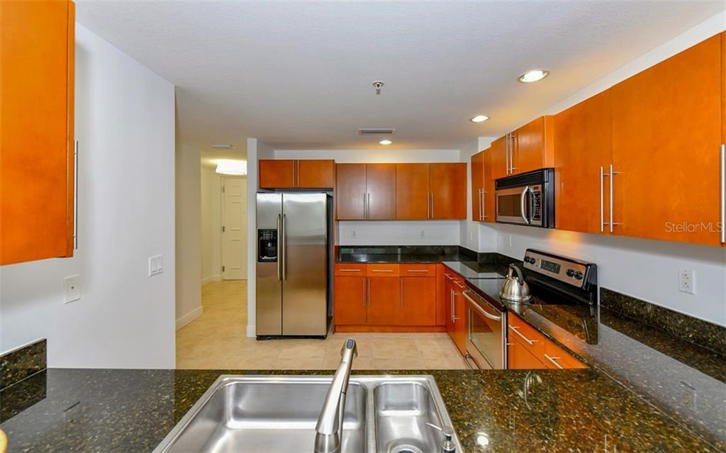 Modern Kitchen - Condo for sale at 1771 Ringling Blvd #1011, Sarasota, FL 34236 - MLS Number is A4414630