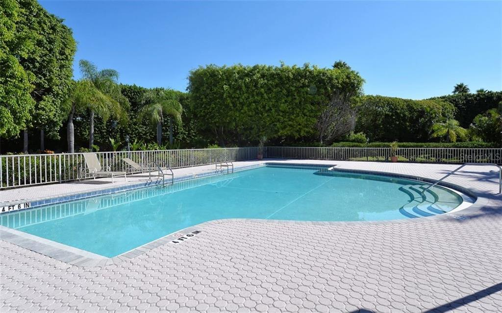 Queens Harbour large community pool - Single Family Home for sale at 3529 Fair Oaks Ln, Longboat Key, FL 34228 - MLS Number is A4414992