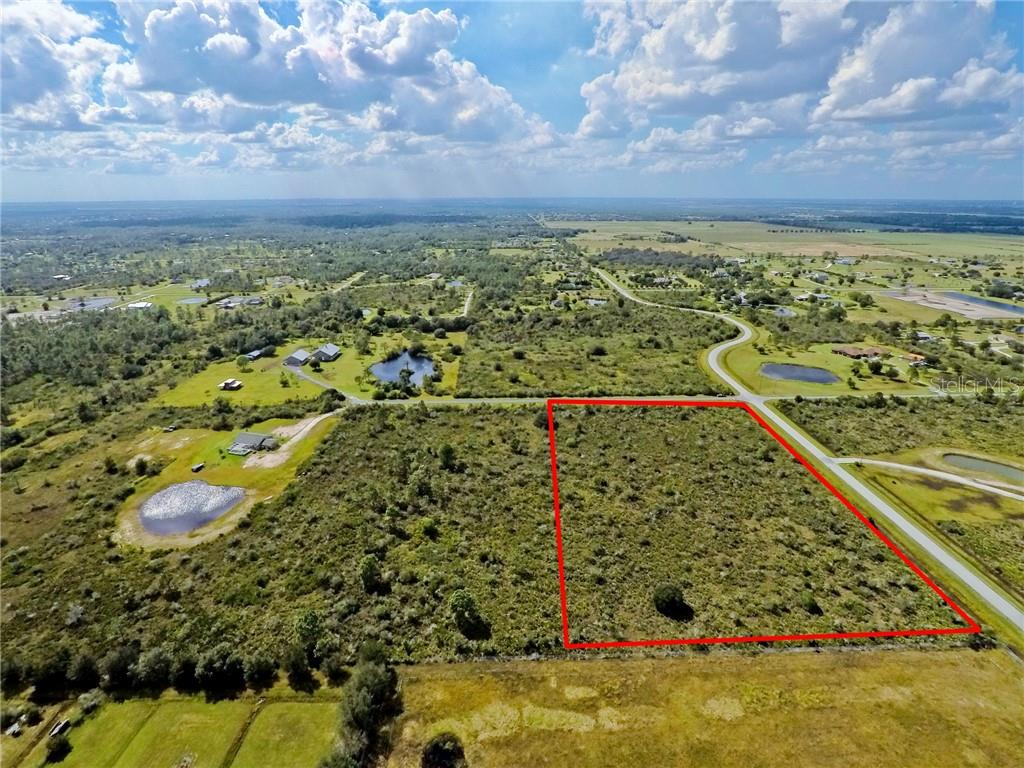 Vacant Land for sale at 25710 E 69th Ave, Myakka City, FL 34251 - MLS Number is A4415328