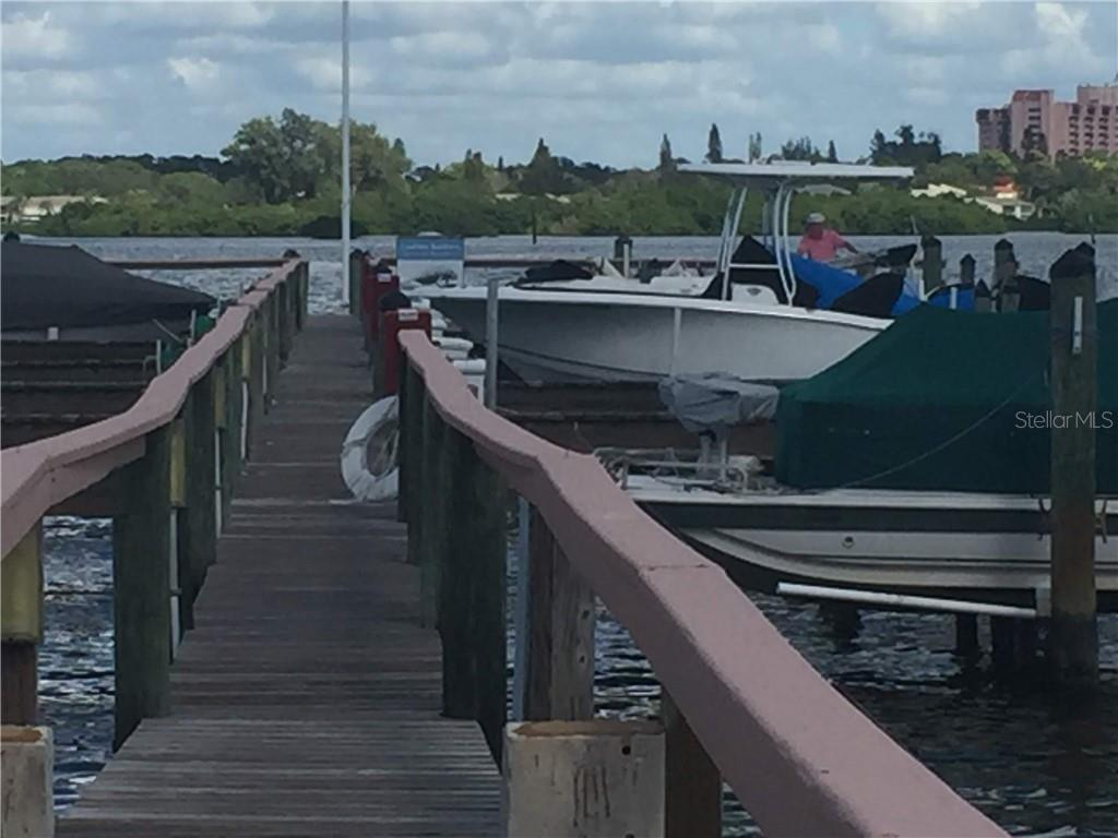 Boat Docks Available - Condo for sale at 8750 Midnight Pass Rd #502c, Siesta Key, FL 34242 - MLS Number is A4416020