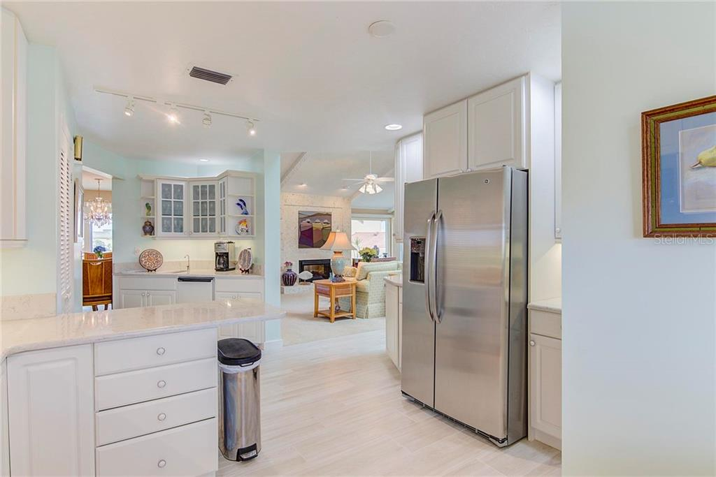 Unique Totally Remodeled Kitchen - Condo for sale at 8750 Midnight Pass Rd #502c, Siesta Key, FL 34242 - MLS Number is A4416020