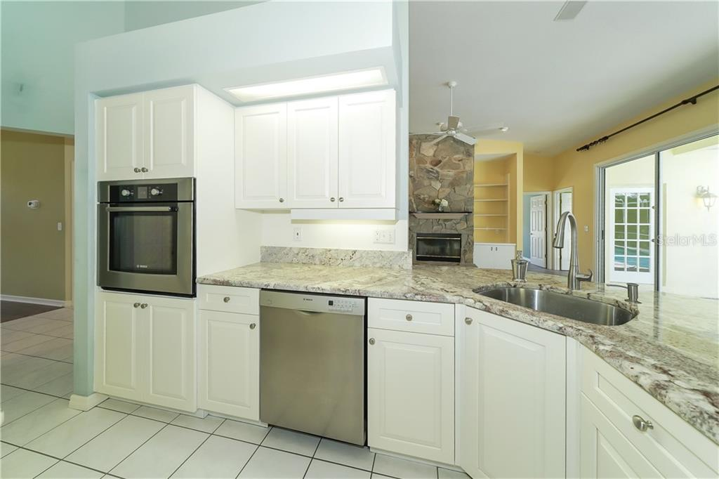 Newer Bosch appliances - Single Family Home for sale at 1714 79th Ct W, Bradenton, FL 34209 - MLS Number is A4416601