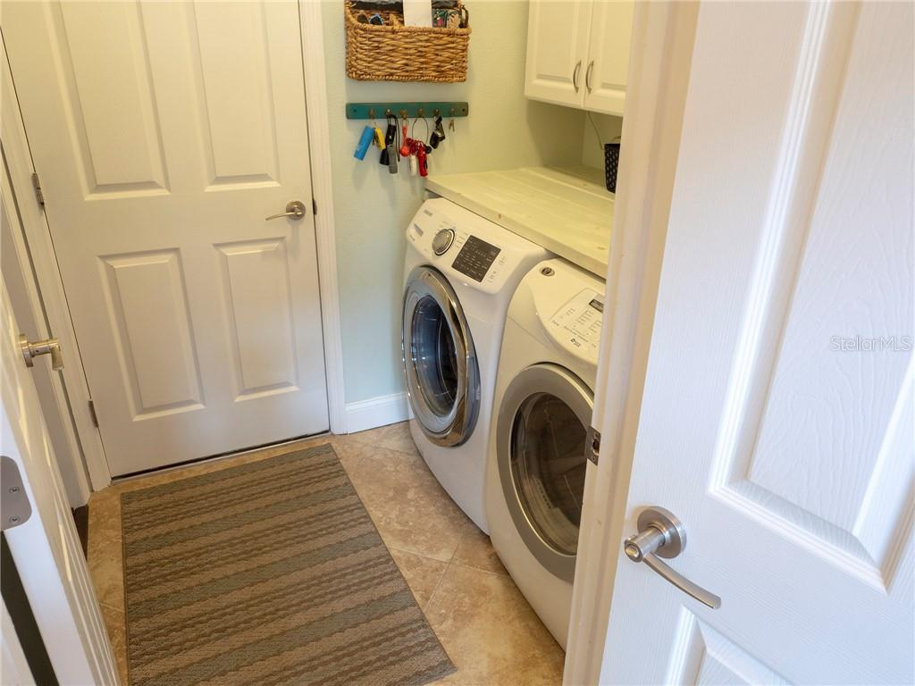 Laundry room is located conveniently as you enter through the garage. There is fabulous storage built in as well! - Single Family Home for sale at 3803 5th Ave Ne, Bradenton, FL 34208 - MLS Number is A4417524