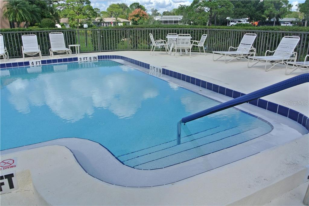 Safety first. - Villa for sale at 5235 Myrtle Wood #18, Sarasota, FL 34235 - MLS Number is A4418558